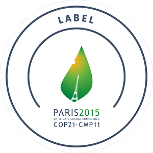 cop21 label reduit transparent