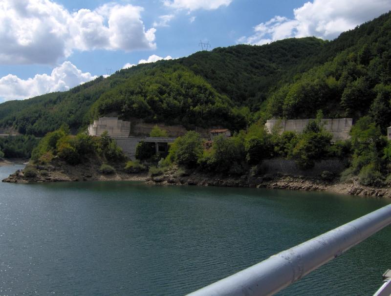 Lago/diga di Provvidenza (AQ)-1