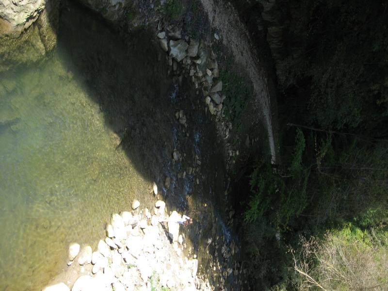 Torrente Amatriciola - Crognaleto (TE)-1