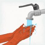 rubinetto mani