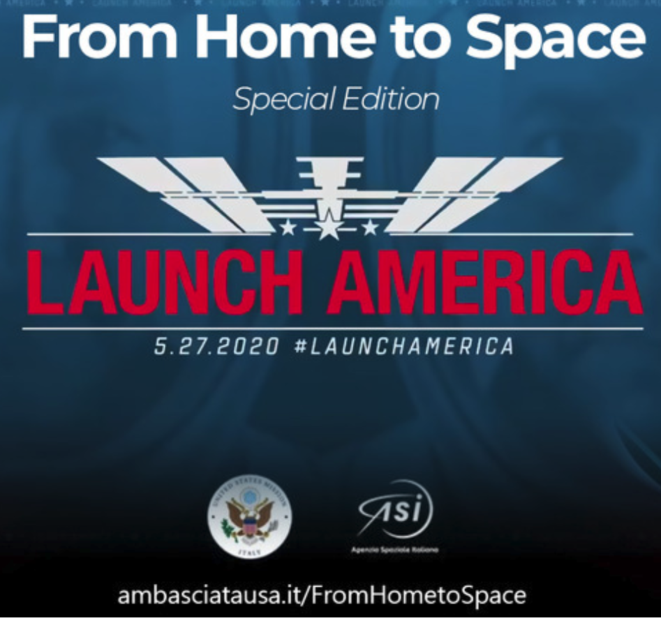 From Home to Space Launch America