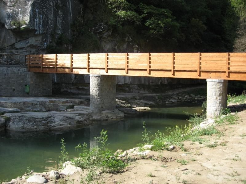Torrente Amatriciola - Crognaleto (TE)-6